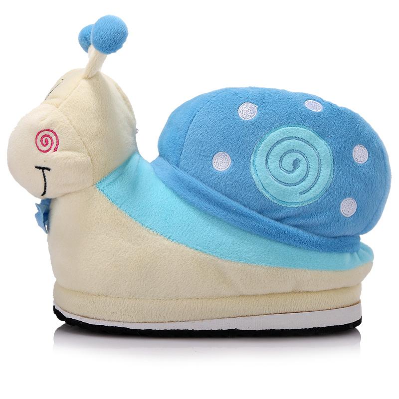 蜗牛保暖鞋